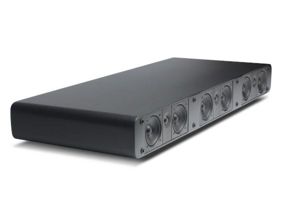 Atlantic Technology 3.1 HSB 3.1 Channel H-PAS TV Speaker Base System(black)(each)