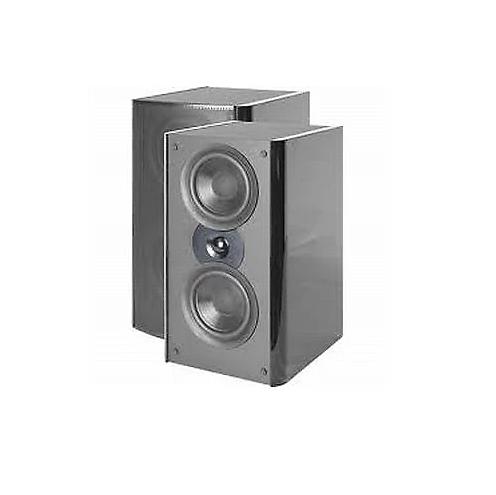 Atlantic Technology 4400 LR Speakers (Gloss Black)(pair)