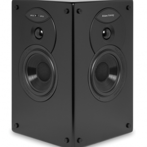 Atlantic Technology 4400 SR Speakers (Black)(pair)