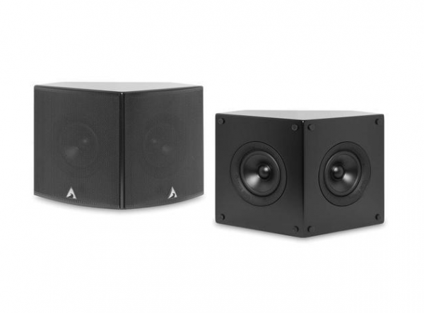 Atlantic Technology Speakers 1400 SR-z (Black)(pair)