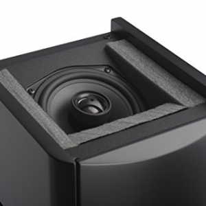 Atlantic Technology speakers 44-DA (black)(pair)