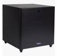 Polk Audio sound system DSW Pro 550 wi (each) (black) 400w 10``