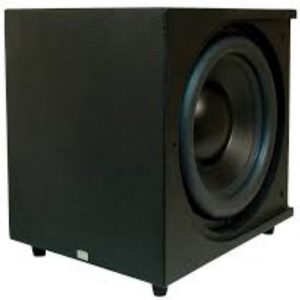phase tech speaker DCB-115SUB (black)(each)